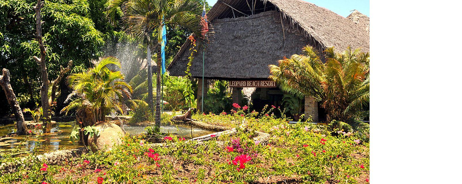 Hotel Leopard Beach Resort