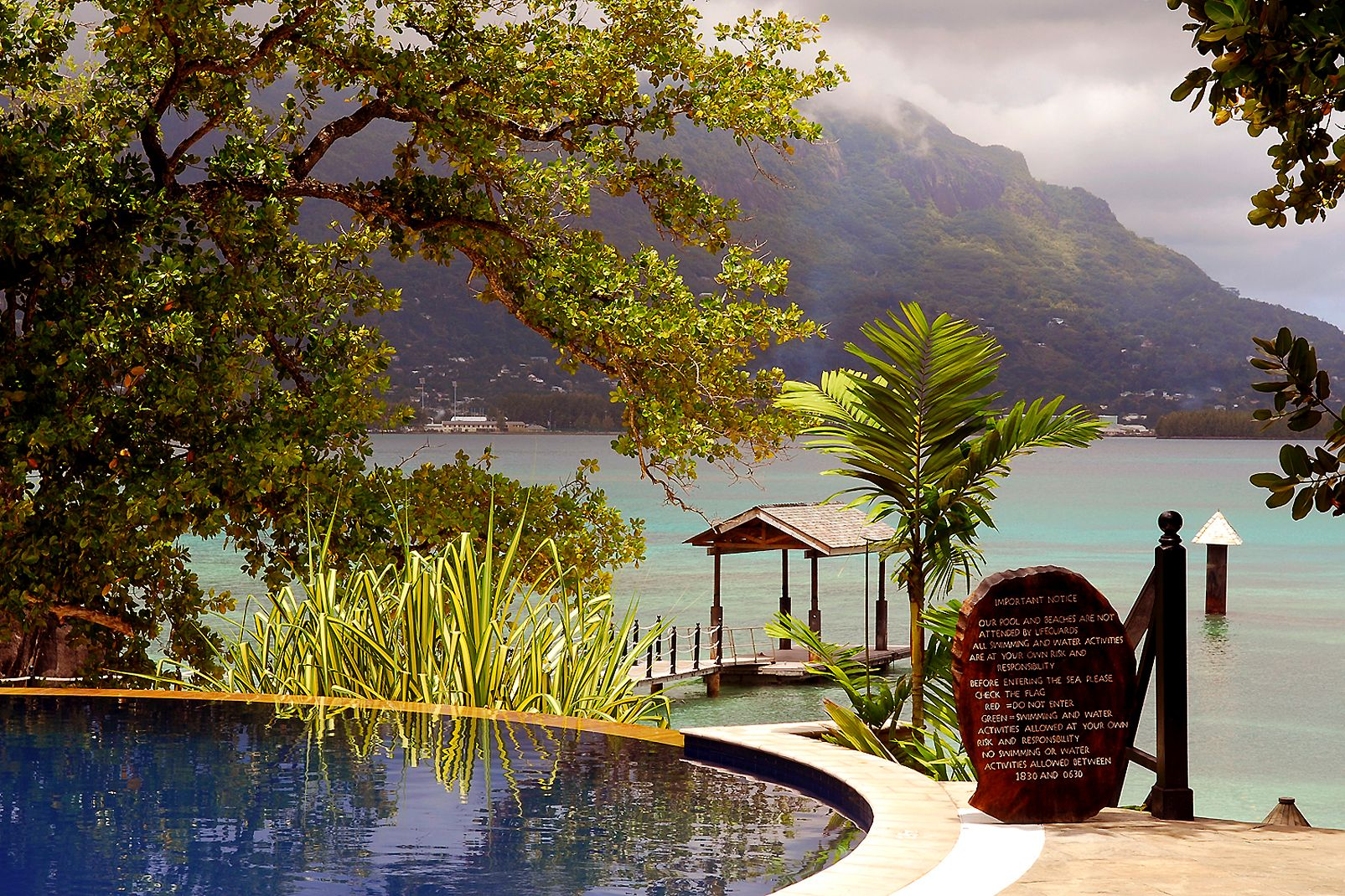 Hôtel Cerf Island Resort 4* - 1