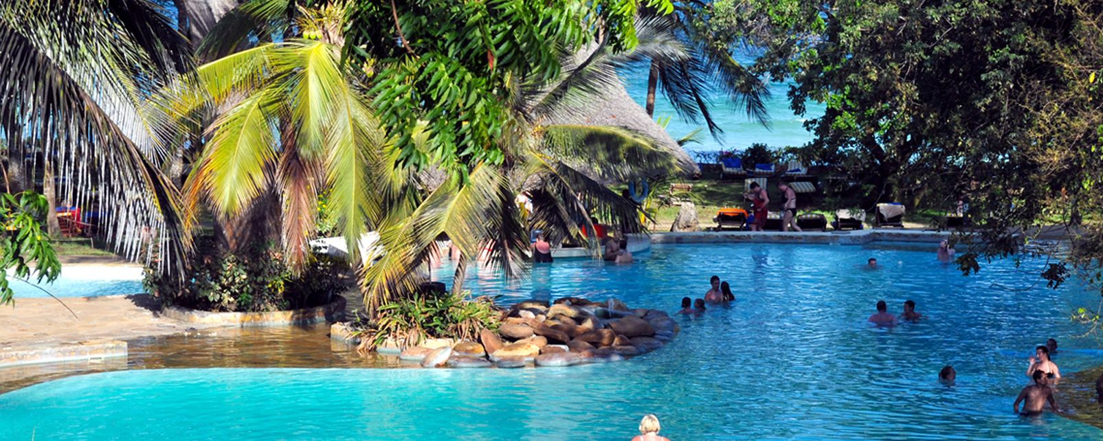 Neptune Beach Resort Mombasa Website