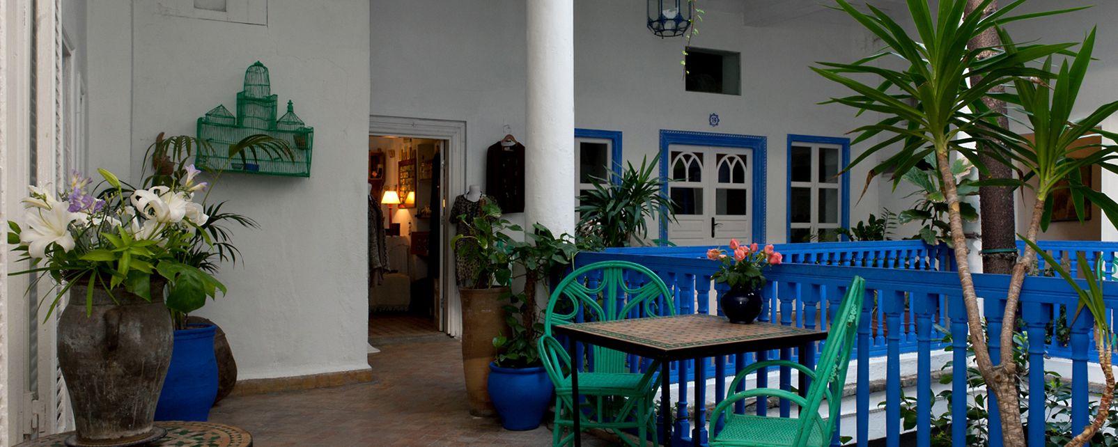 Hotel Villa Maroc