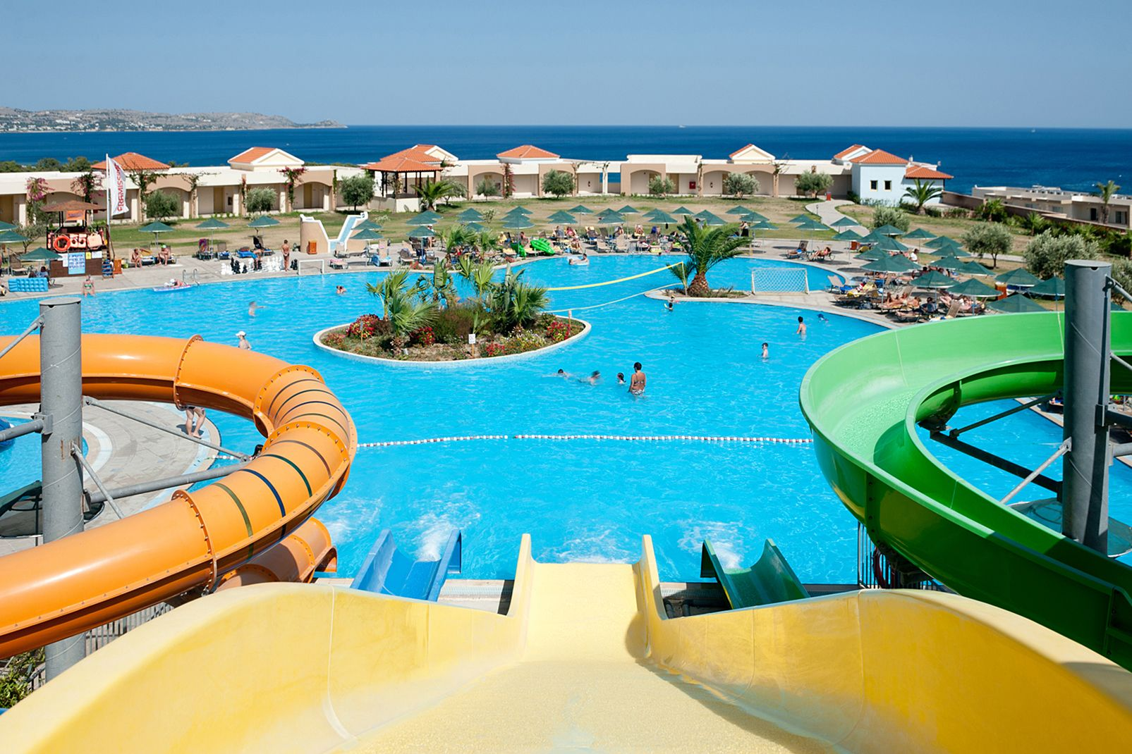 Hôtel Lindos Imperial Resort & Spa 5* - 1