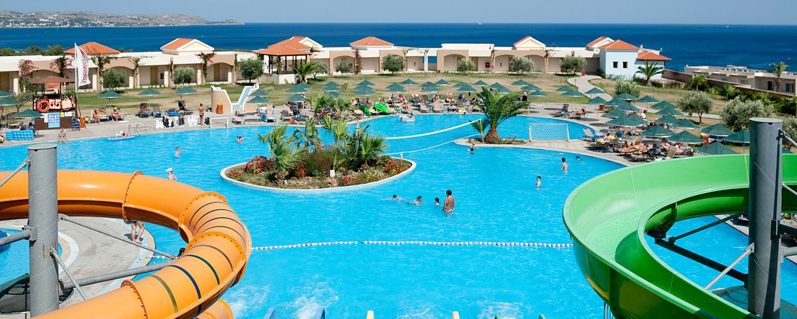 Hotel kappa club lindos imperial resort spa in for Boutique hotel 5 rhodes
