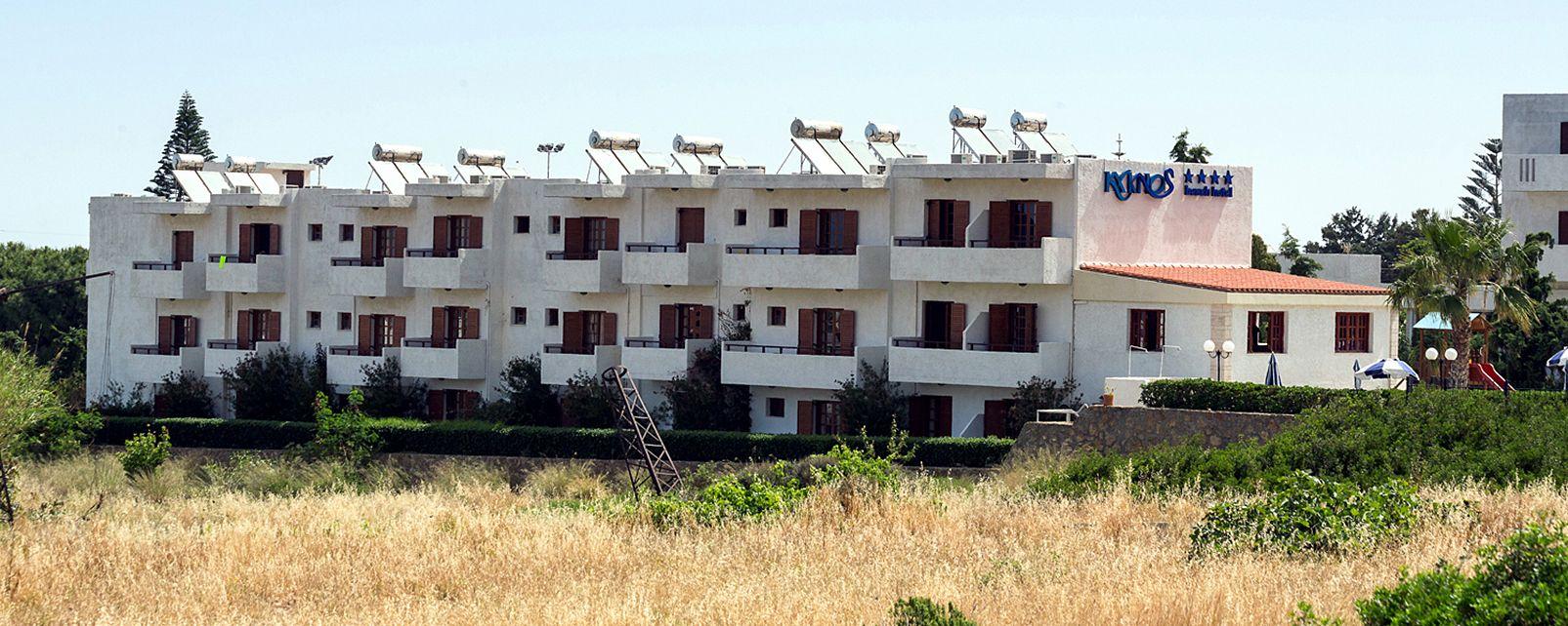 Hotel Kyknos Beach