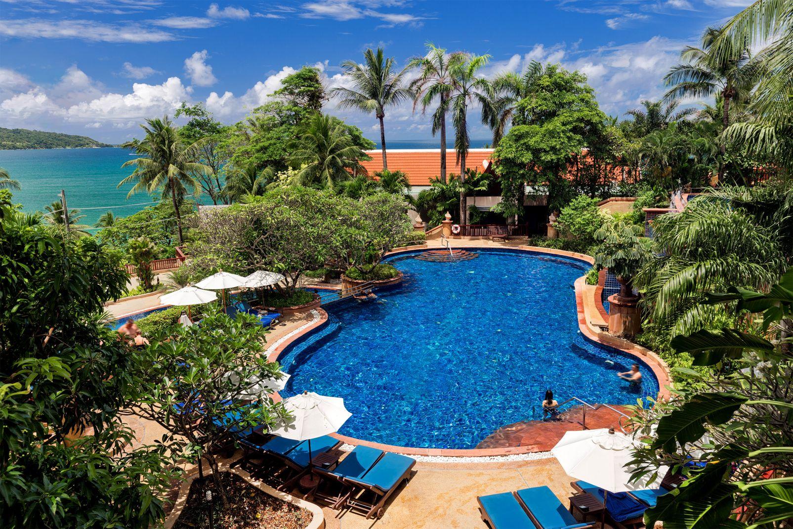 Séjour Vol + Hôtel Novotel Phuket Resort 4* plage de Patong - 1
