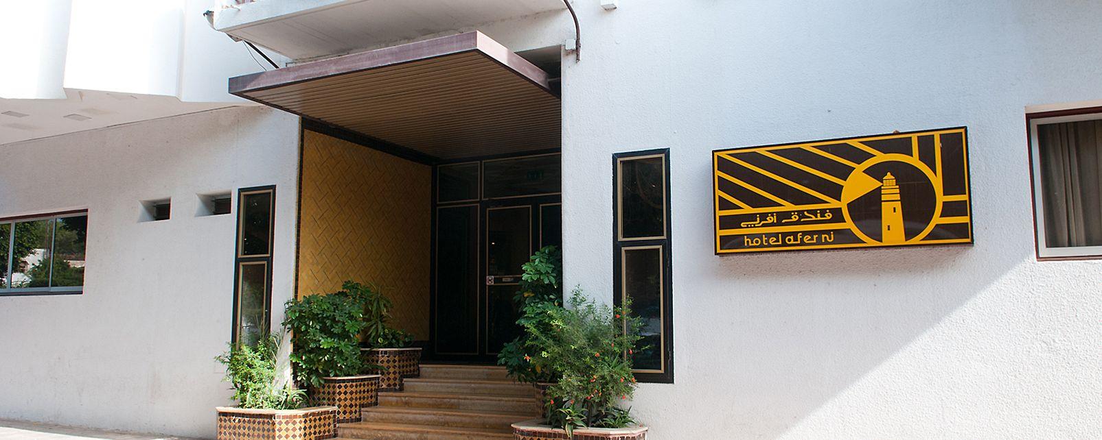 Hôtel Aferni