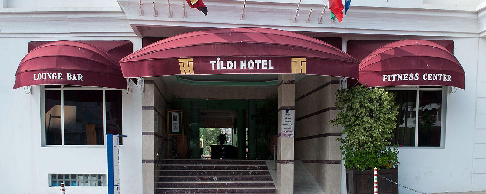 Hôtel Tildi Hotel & Spa