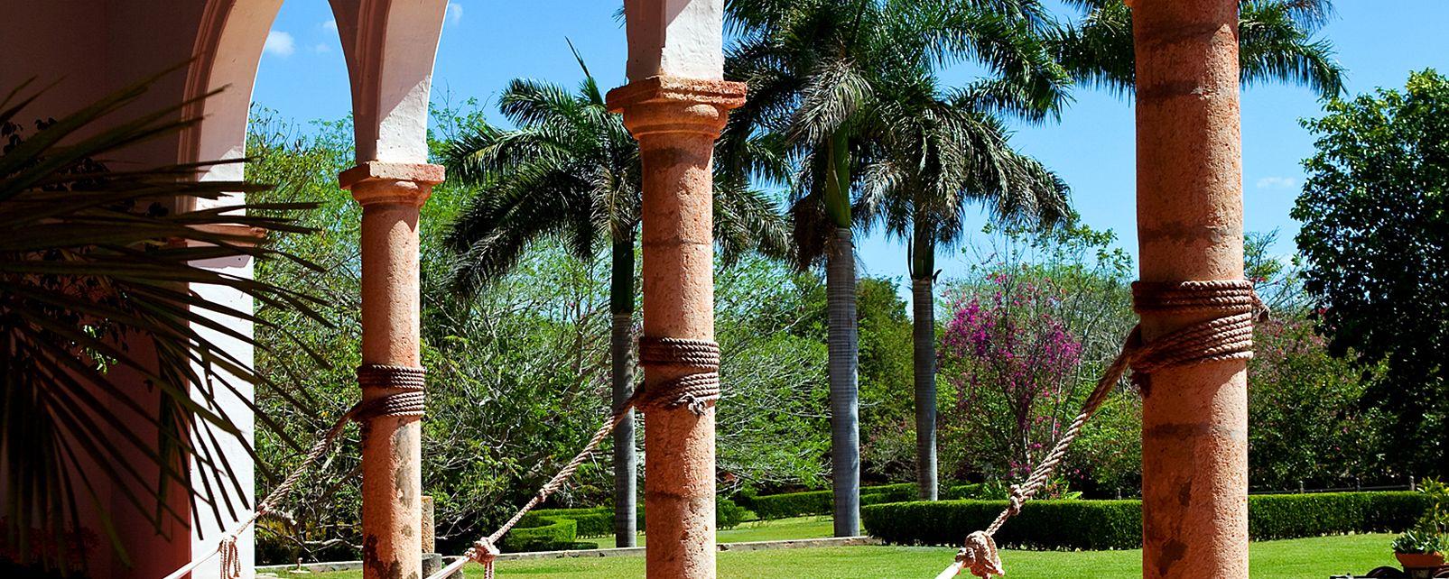 Hôtel Hacienda Temozon