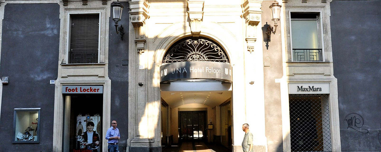 Hotel Una Hotel Palace