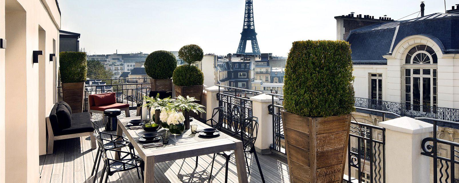 Hotel Marignan Champs Elysées