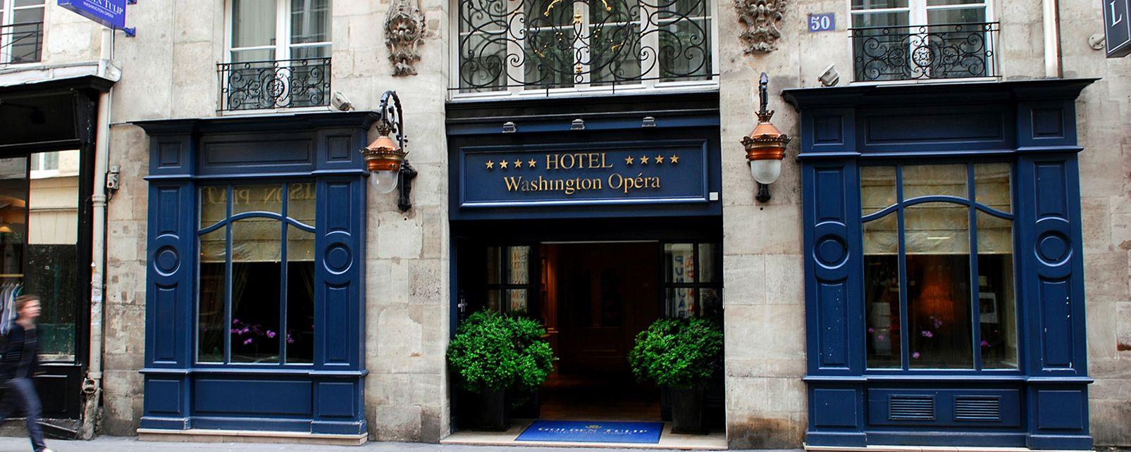 Hotel Washington Opéra