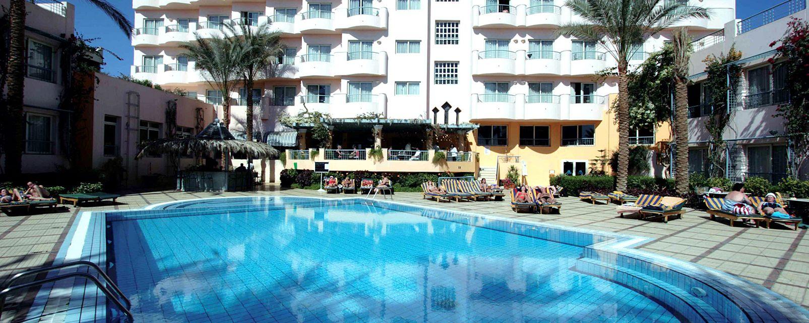 Hotel Sea Garden Hurghada