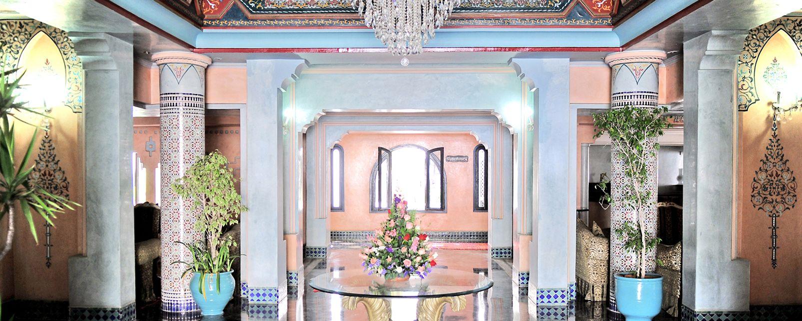 Hotel Al Madina Palace