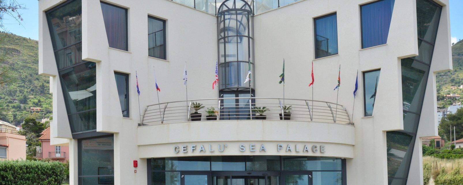 Hôtel Cefalu Sea Palace