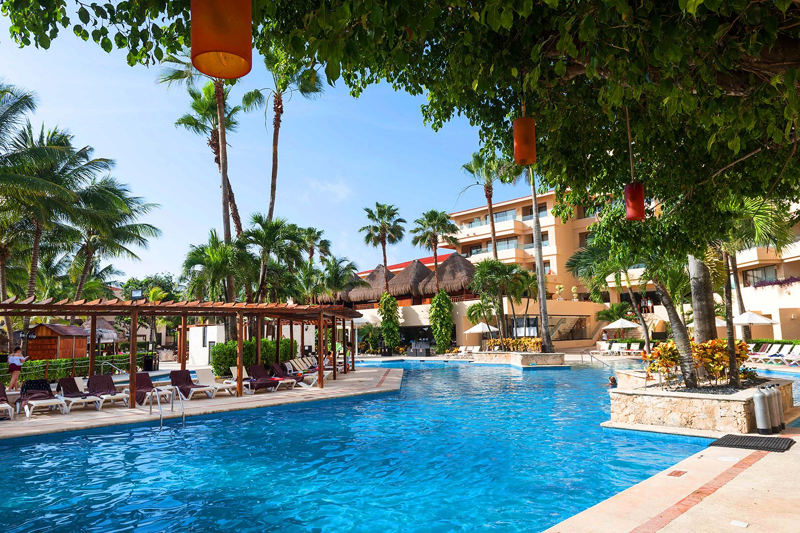 Hôtel Dreams Puerto Aventuras Resort & Spa 5* - 1