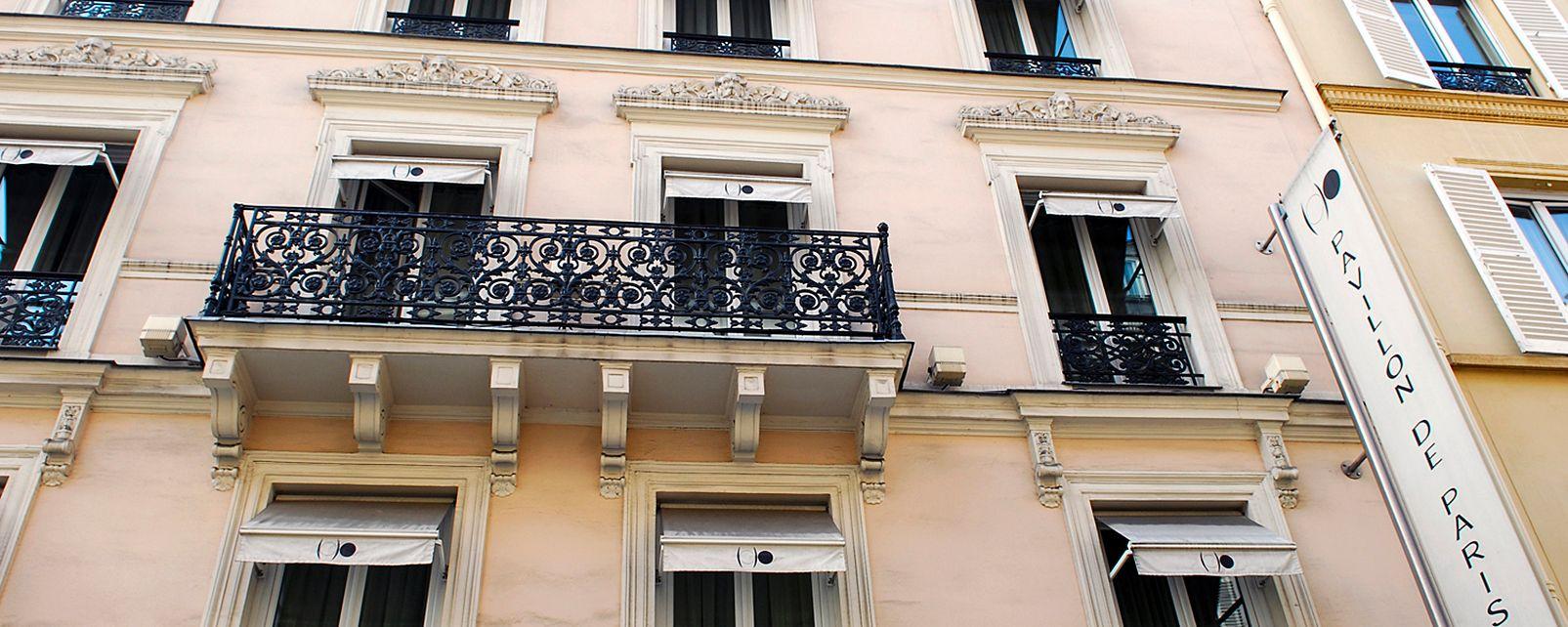 Hotel Pavillon De Paris
