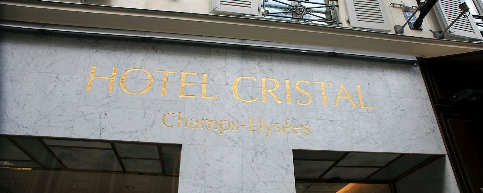 Hotel Cristal Champs Elysees