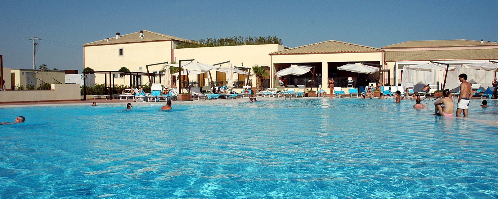 Hotel Edenvillage Sikania Resort Spa