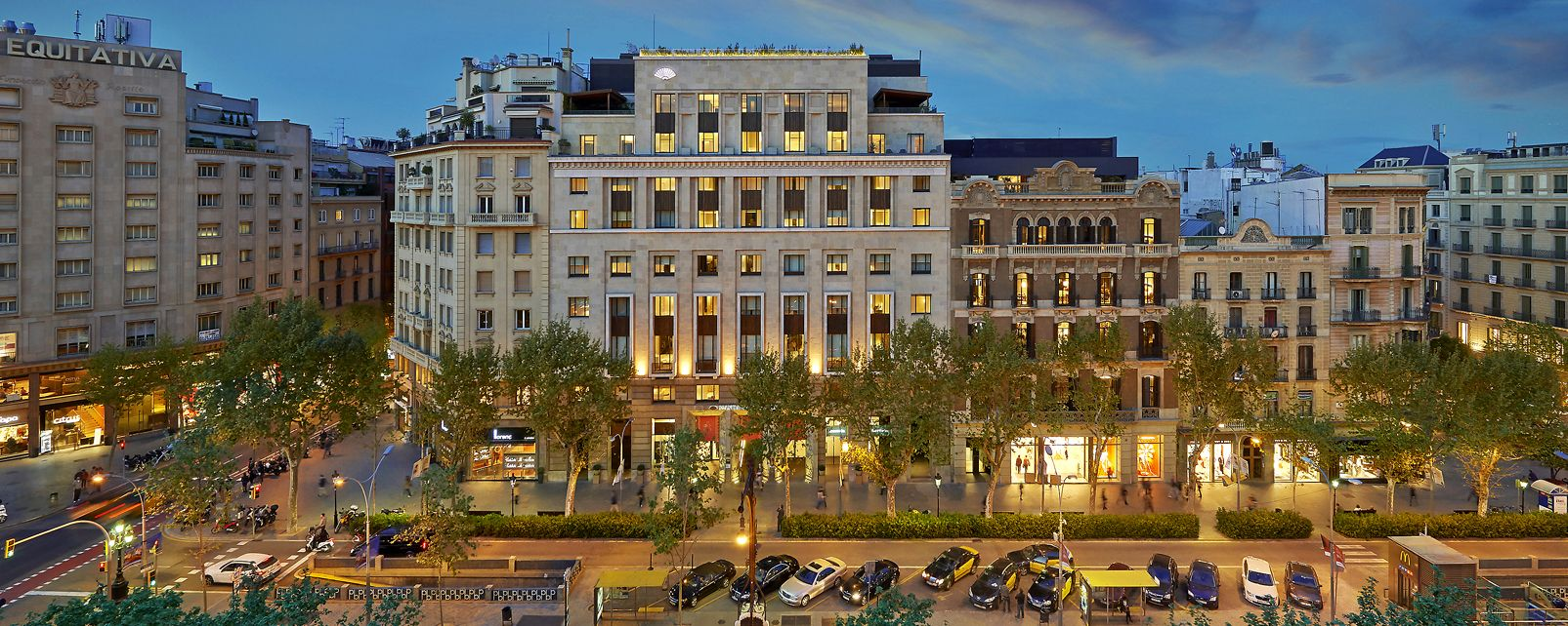 Booking Vol Hotel Barcelone