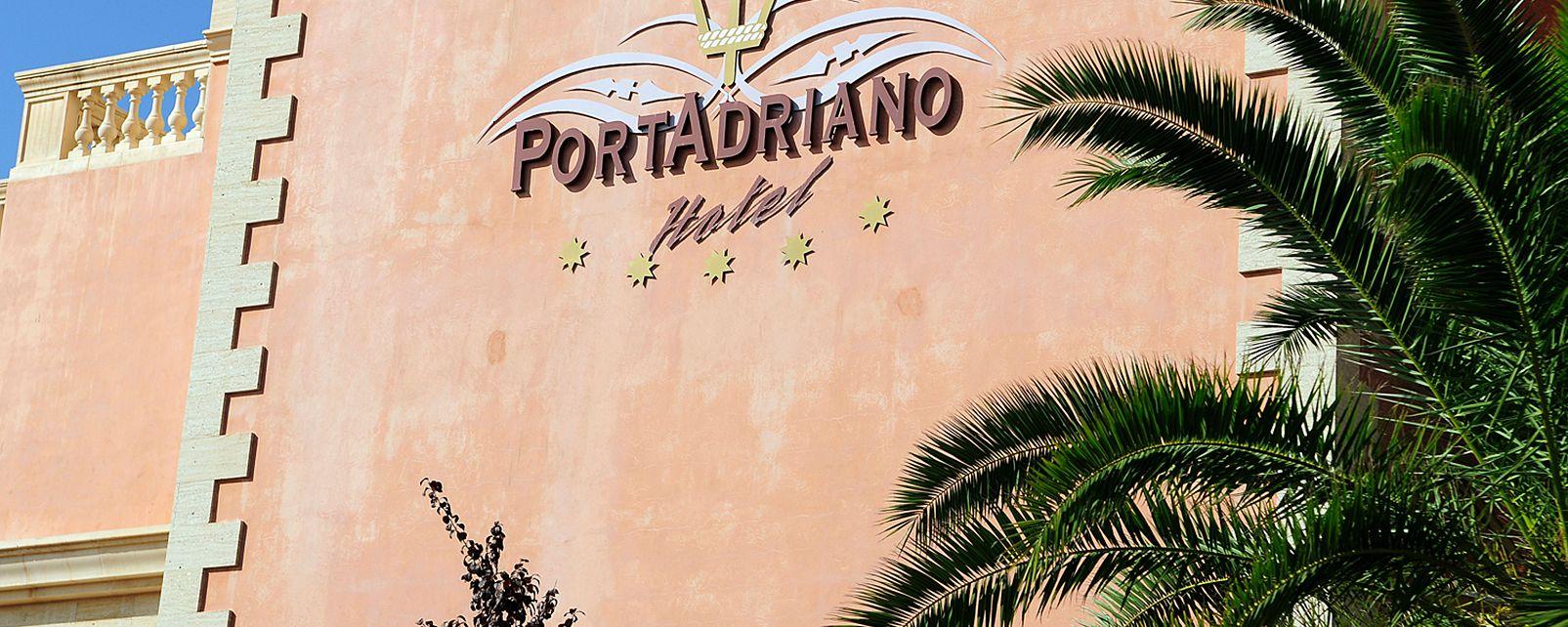 Hôtel Port Adriano