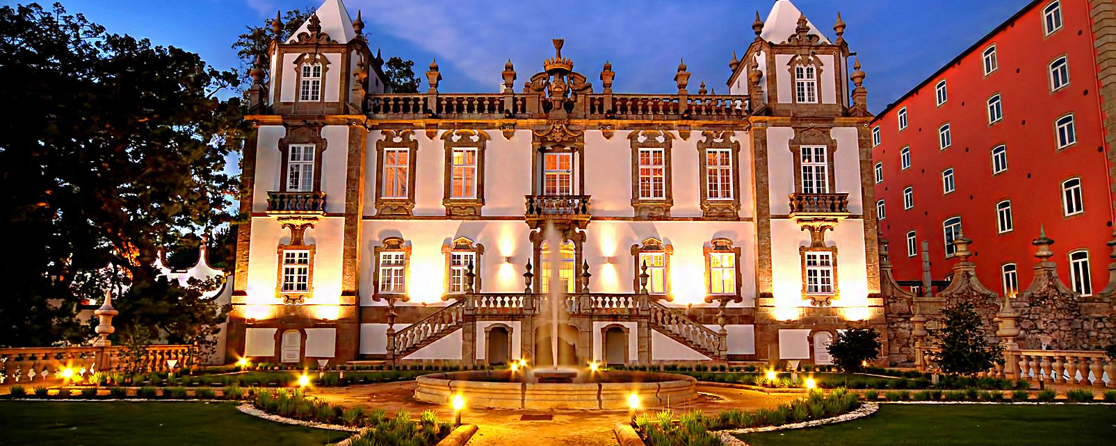 Hôtel Pousada Do Porto - Palácio Do Freixo