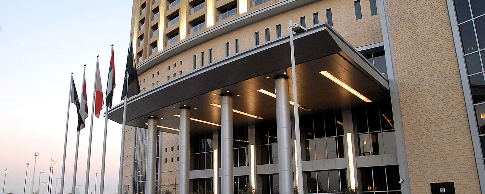Hotel the address dubai mall for Address hotel dubai