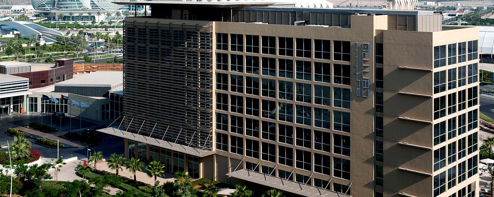 Hotel Centro Yas Island Abu Dhabi