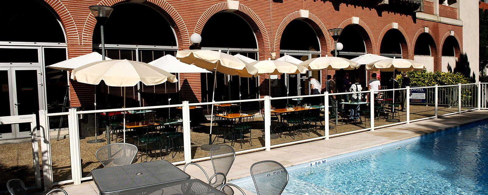 Hôtel Novotel Toulouse Centre Compans Caffarelli