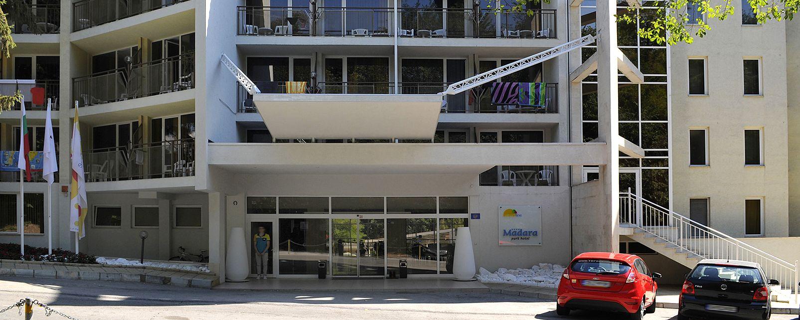 Hôtel Smartline Madara