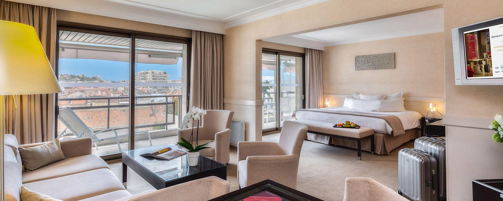 Hotel Hôtel Barrière le Gray d'Albion