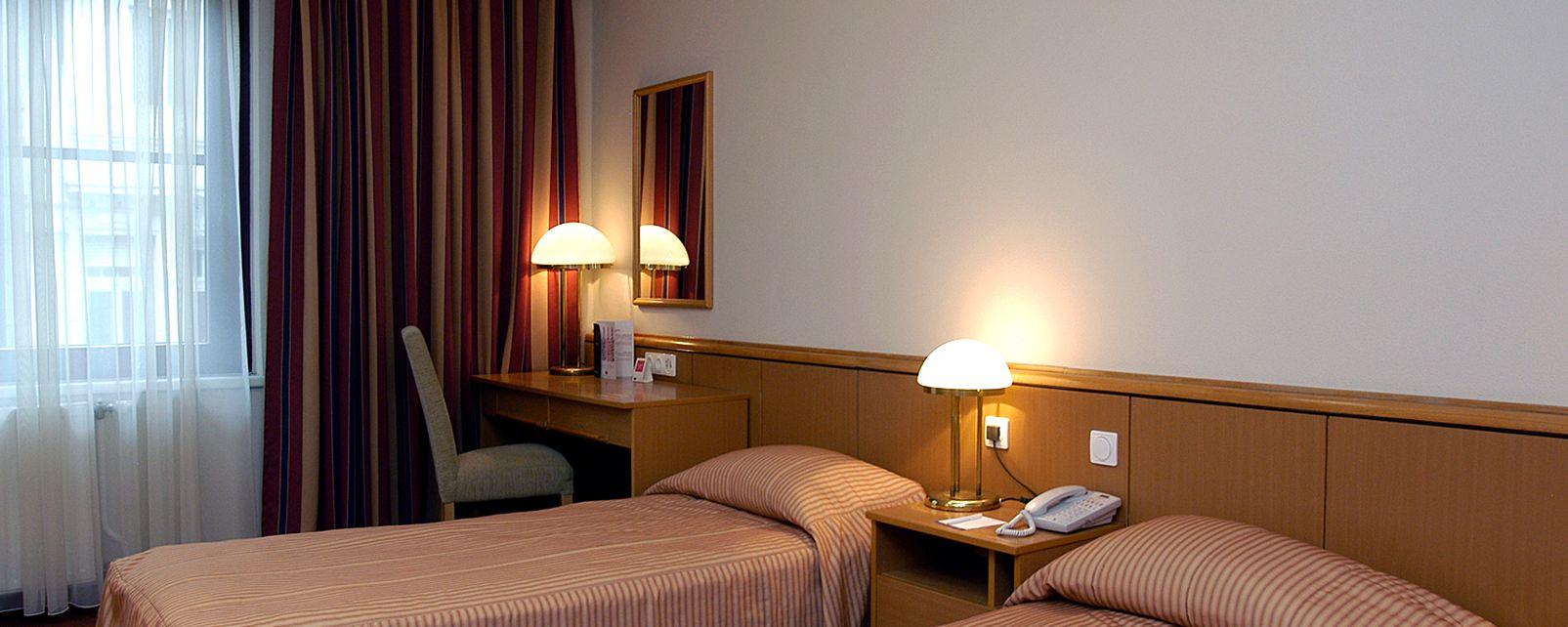 Hotel Mercure Budapest City Center