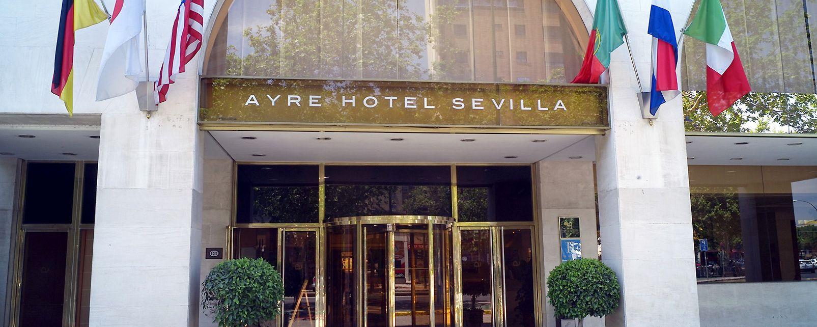 Hotel Ayre Sevillla