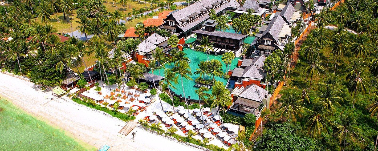 Hôtel Mai Samui Beach Resort Spa