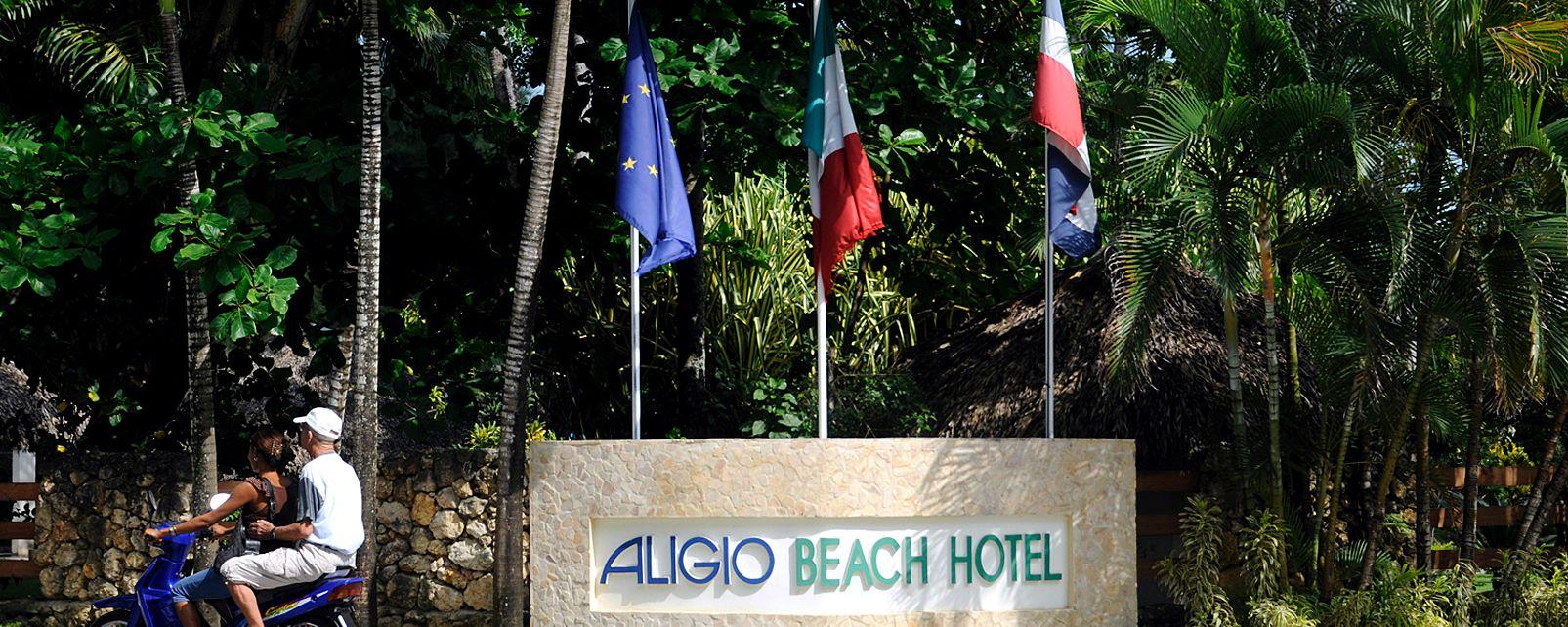 Hôtel Aligio apart