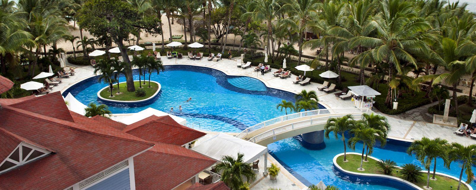Hôtel Luxury Bahia Principe Cayo Levantado