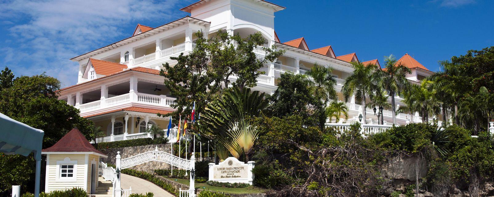 H tel luxury bahia principe cayo levantado samana for Hotel luxury cayo levantado