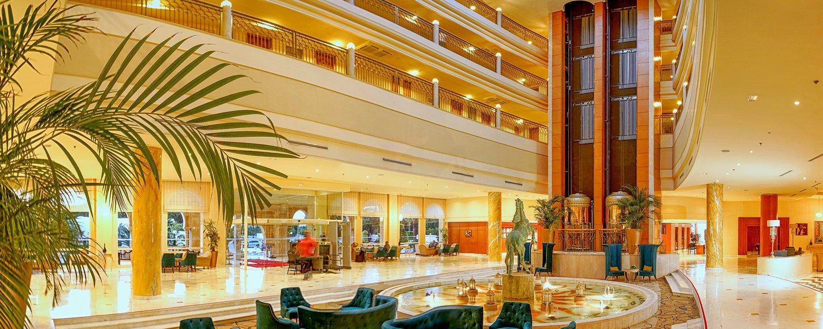 Hôtel Steigenberger Marhaba Thalasso