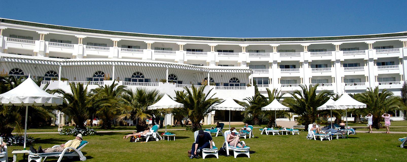 Hôtel Palace Oceana Hammamet