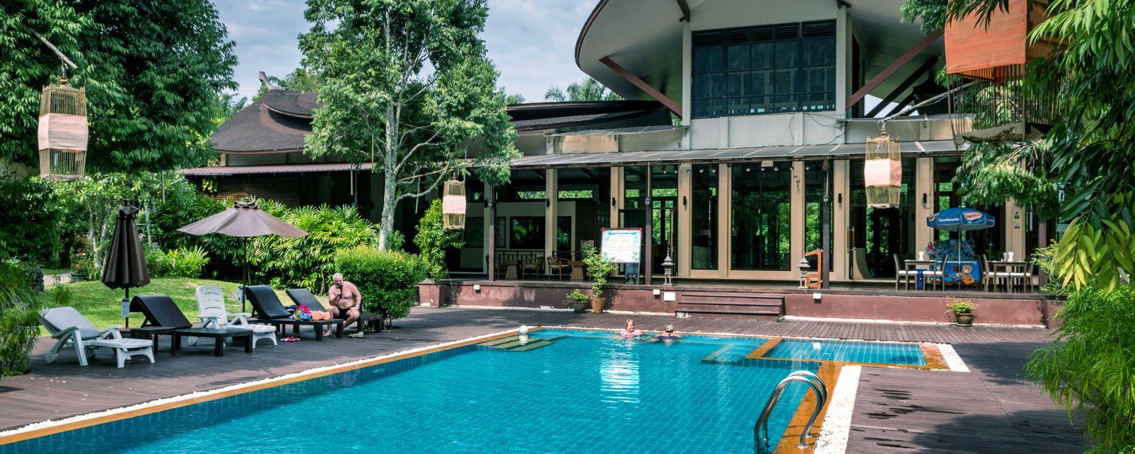 Hôtel Aonang Phu Petra Resort