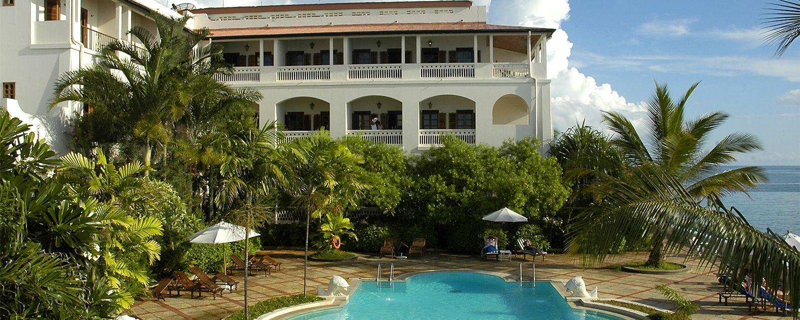 Hôtel Serena Inn Zanzibar