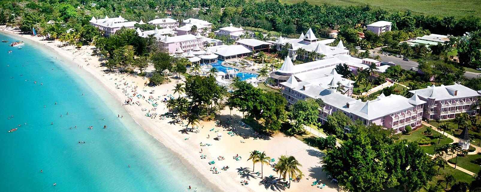 Hôtel Riu Palace Tropical Bay All Inclusive