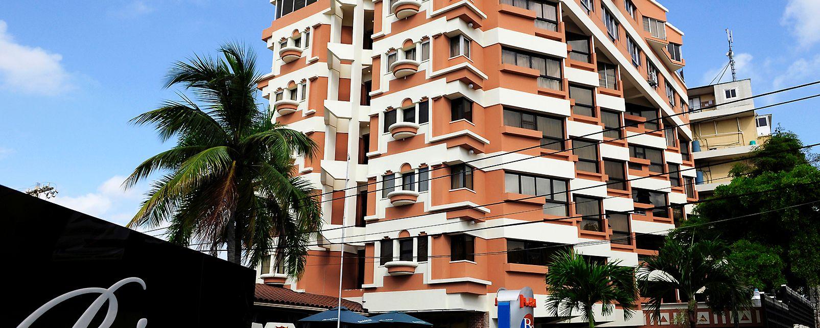 Hôtel BQ Santo Domingo
