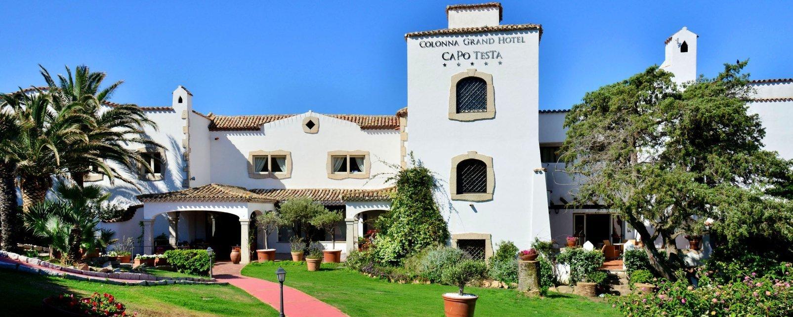 Hôtel Grand Colonna Capo Testa
