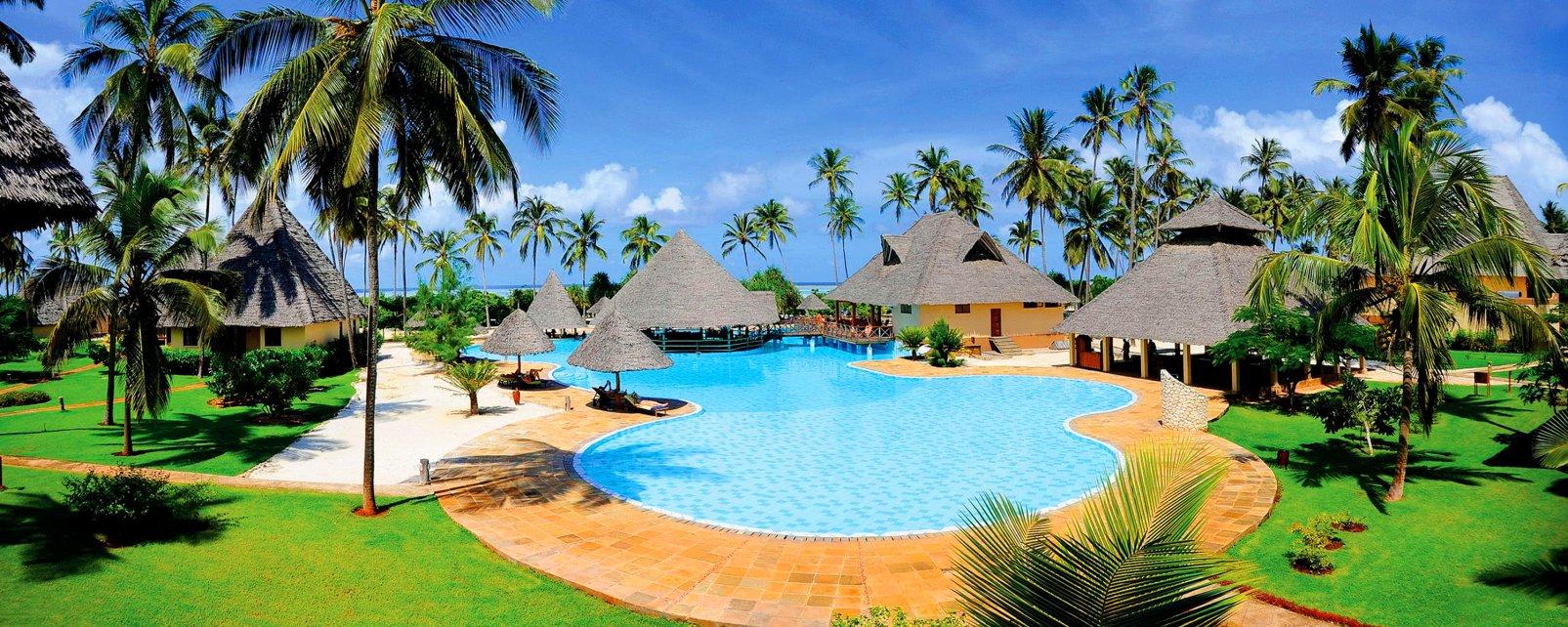 Hotel Neptune Pwani Beach