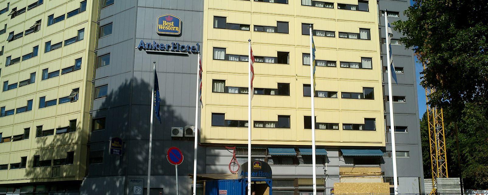 Hotel Anker Hostel
