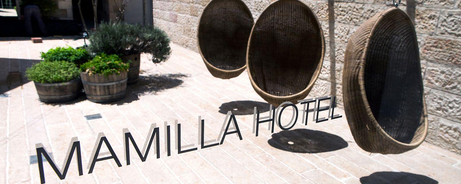Hôtel Mamilla