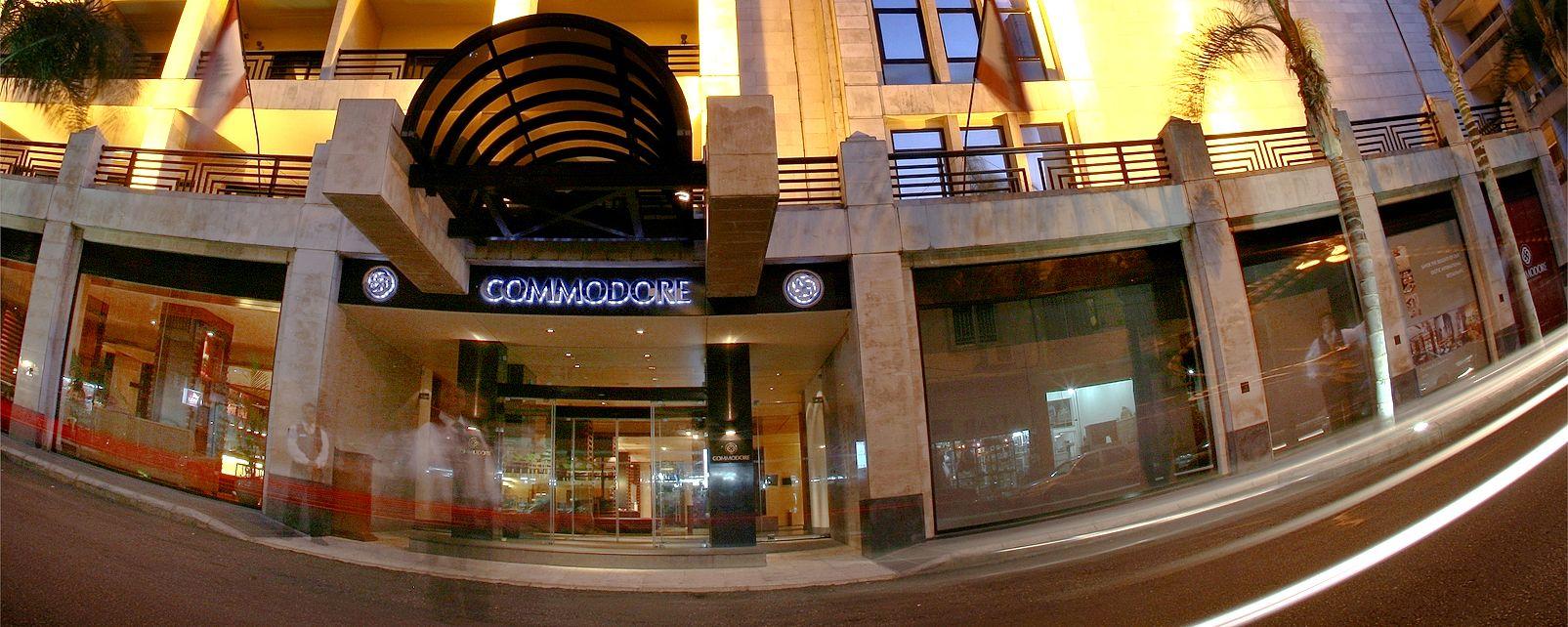 Hôtel Le Commodore Hotel