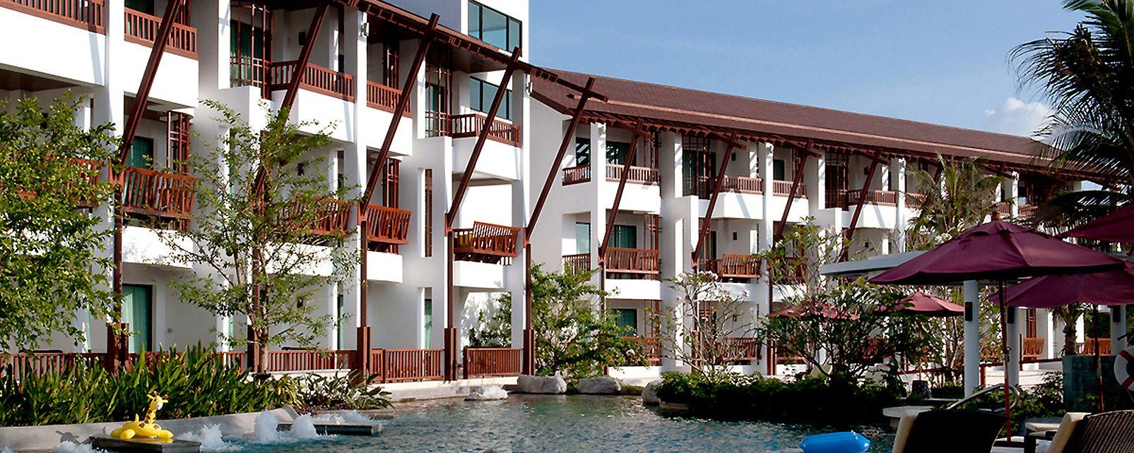 Hôtel The Elements Krabi Resort