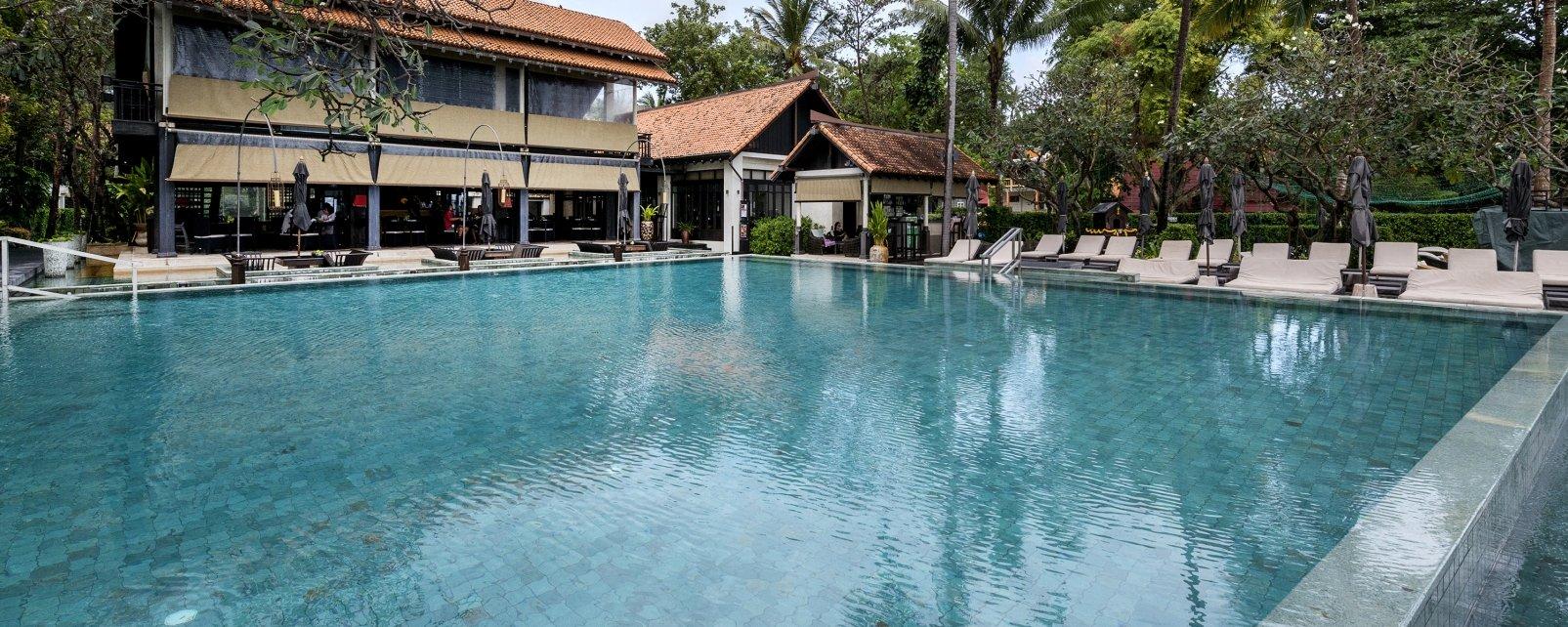 Hôtel Le Méridien Koh Samui Resort & Spa