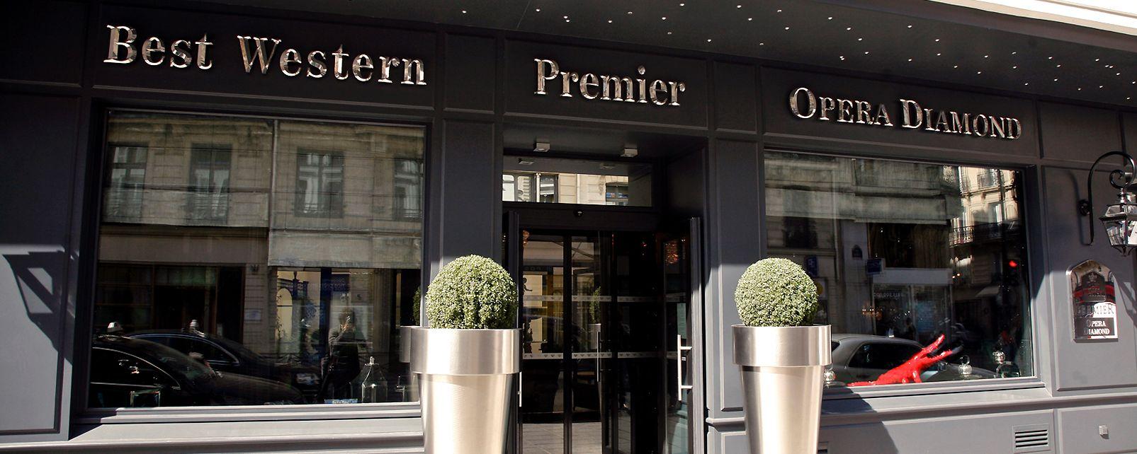 Hotel Best Western Premier Opera Diamond