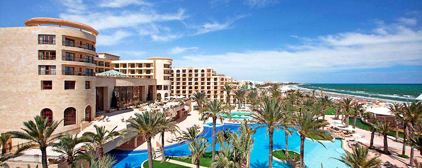 Hôtel Mövenpick Resort Marine Spa Sousse